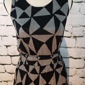 NWT!  Ann Taylor Geometric Print Dress XSP